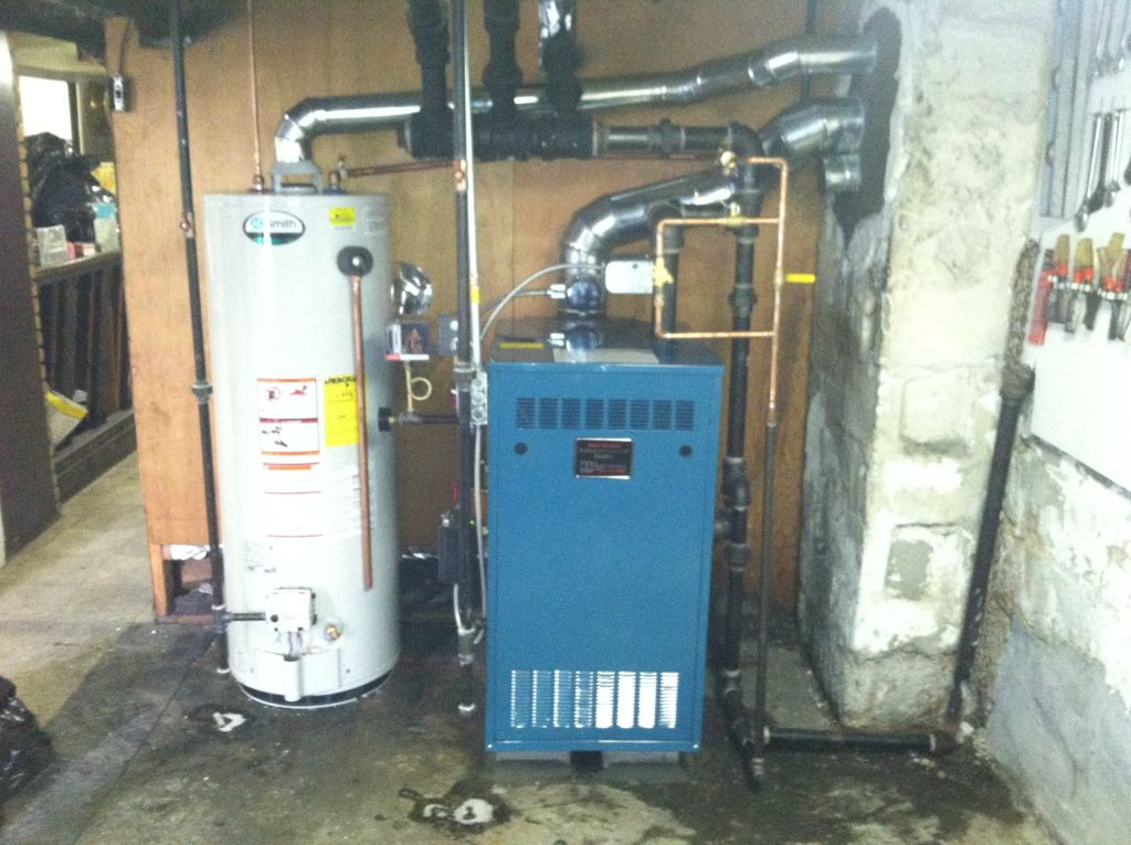 Amazing Residential Boiler Piping Pictures Inspiration ...