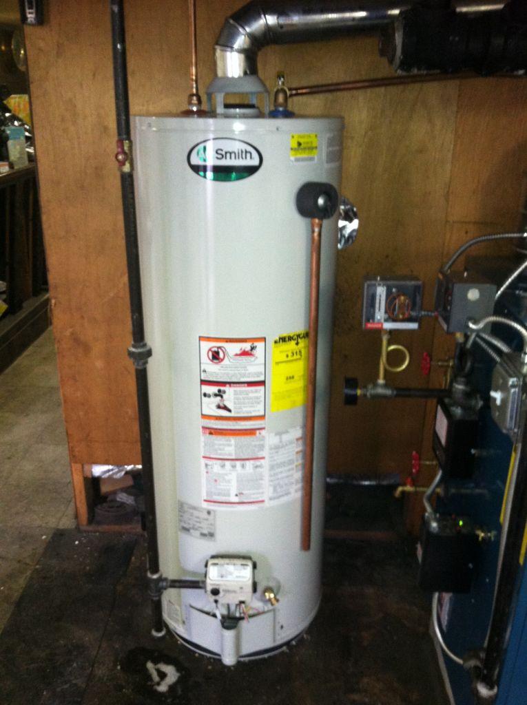 Big Apple Plumbing Amp Heating Co Inc